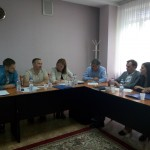 Peer Review Workshop - Chisinau